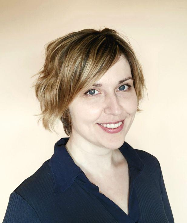 Psycholog Joanna Włodarska-Marcinkiewicz